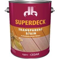 Duckback Prod. CEDAR TRANS STAIN DB1901-4
