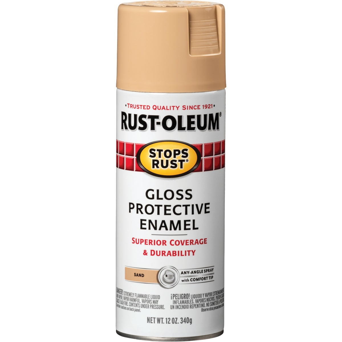SAND SPRAY PAINT - 7771-830 by Rustoleum