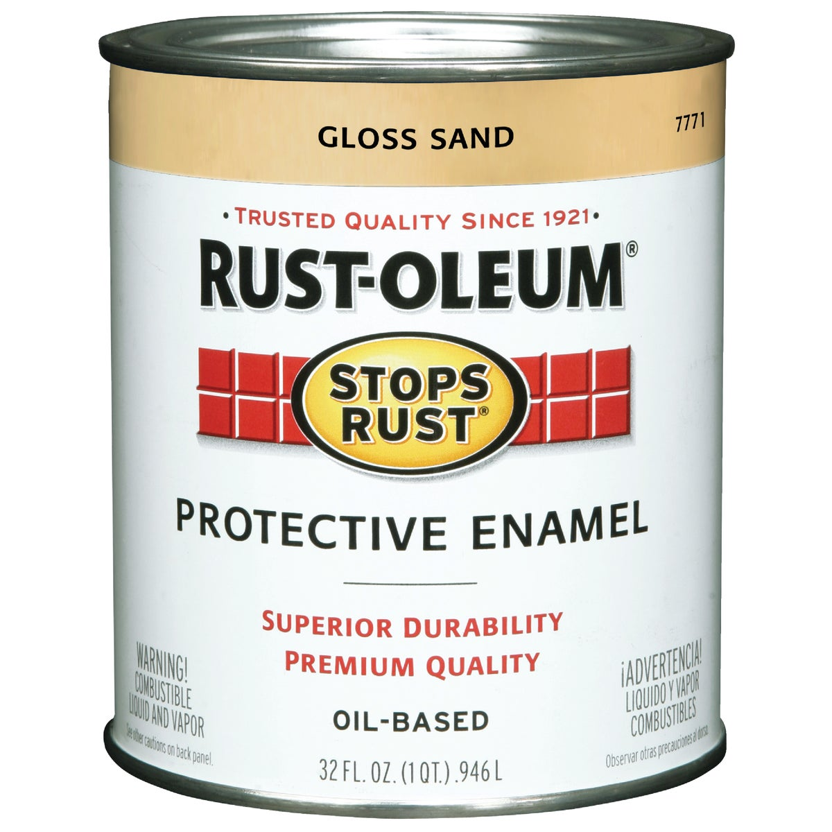 SAND ENAMEL - 7771-502 by Rustoleum