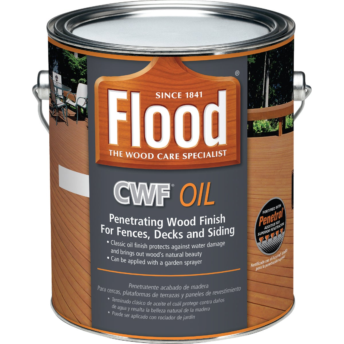 CWF CLEAR WOOD FINISH - FLD447 01 by Akzo Nobel Coatings