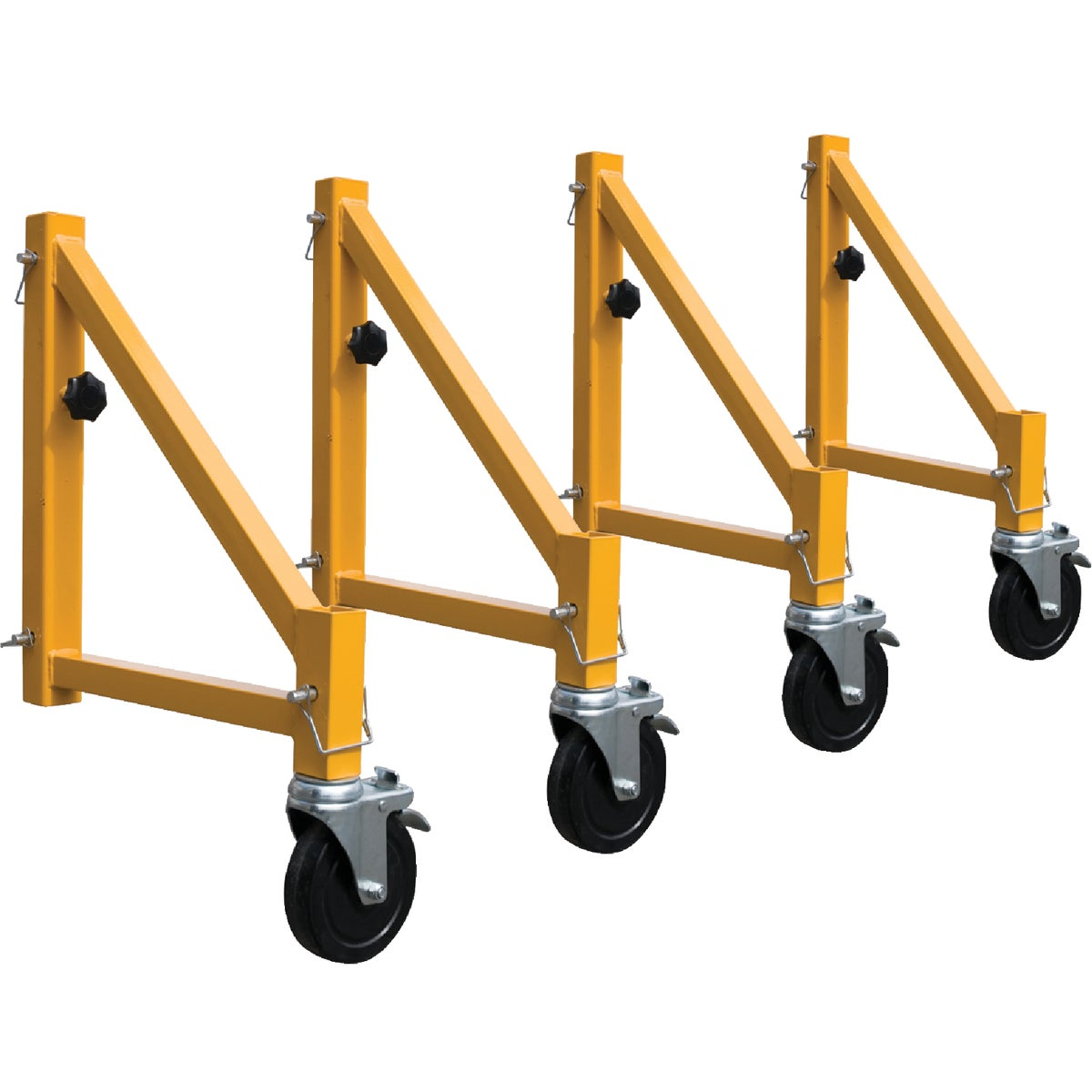 "4PC 18"" SCAFLD OUTRIGGER - 89611 by Z Pro International"