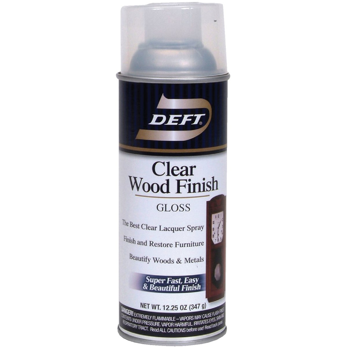 DEFT GLS SPRAY FINISH