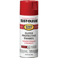 Rust Oleum REGAL RED SPRAY PAINT 7765-830