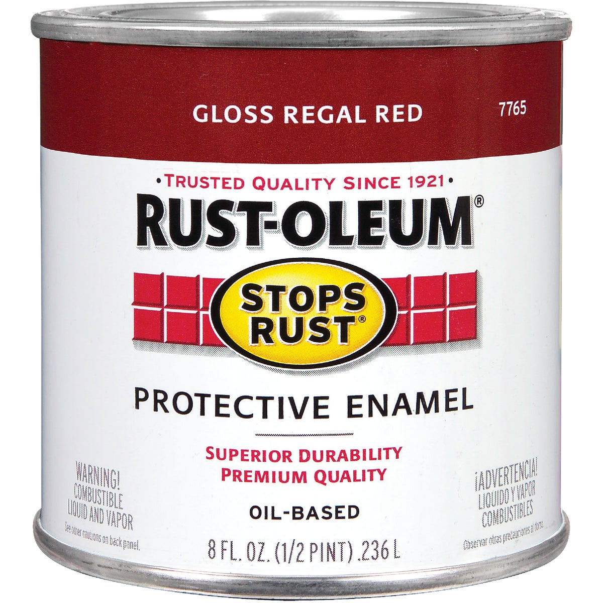 Rust Oleum REGAL RED ENAMEL 7765-730
