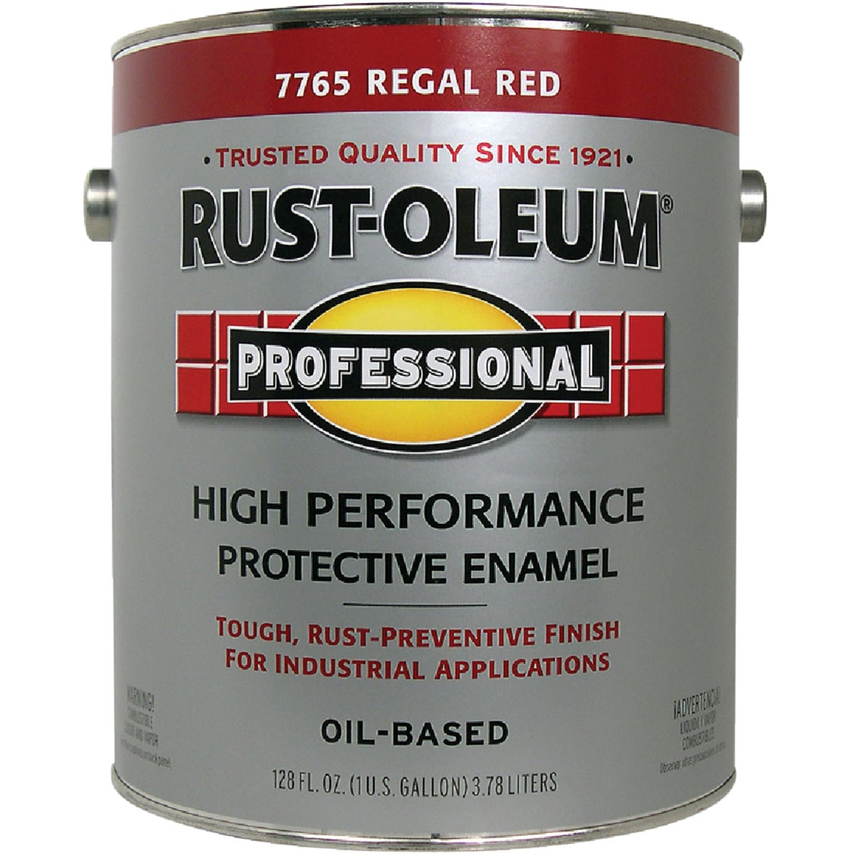 REGAL RED ENAMEL - 7765-402 by Rustoleum