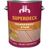 Duckback Prod. HEART REDWD TRANS STAIN DB1905-4
