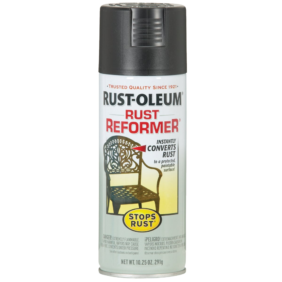 10OZ SPRAY RUST REFORMER - 215215 by Rustoleum