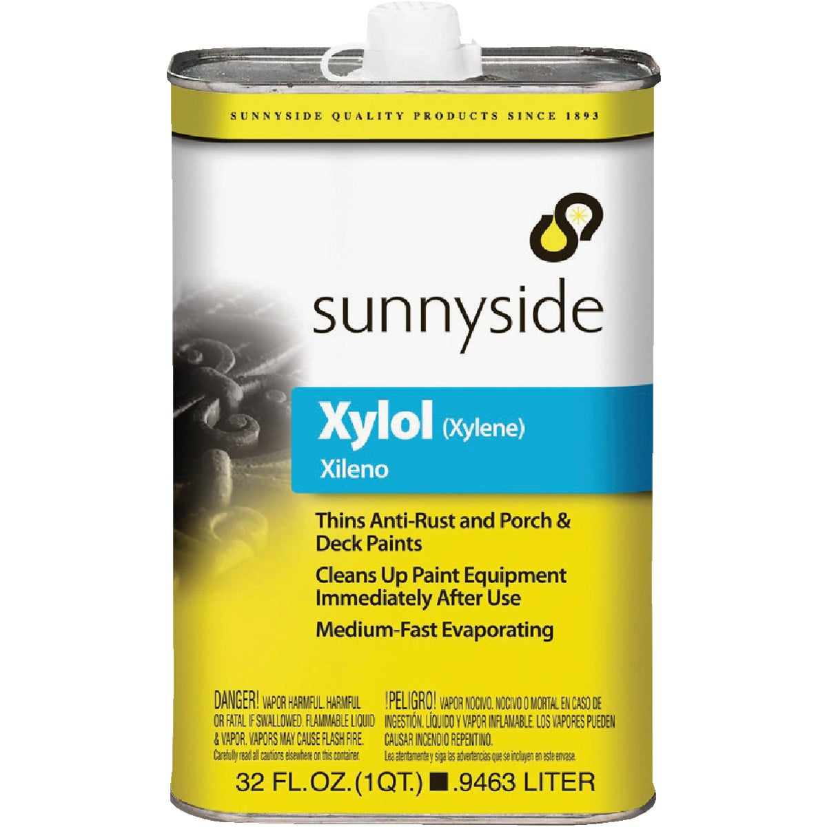 QUART XYLOL SOLVENT - 82232 by Sunnyside Corp