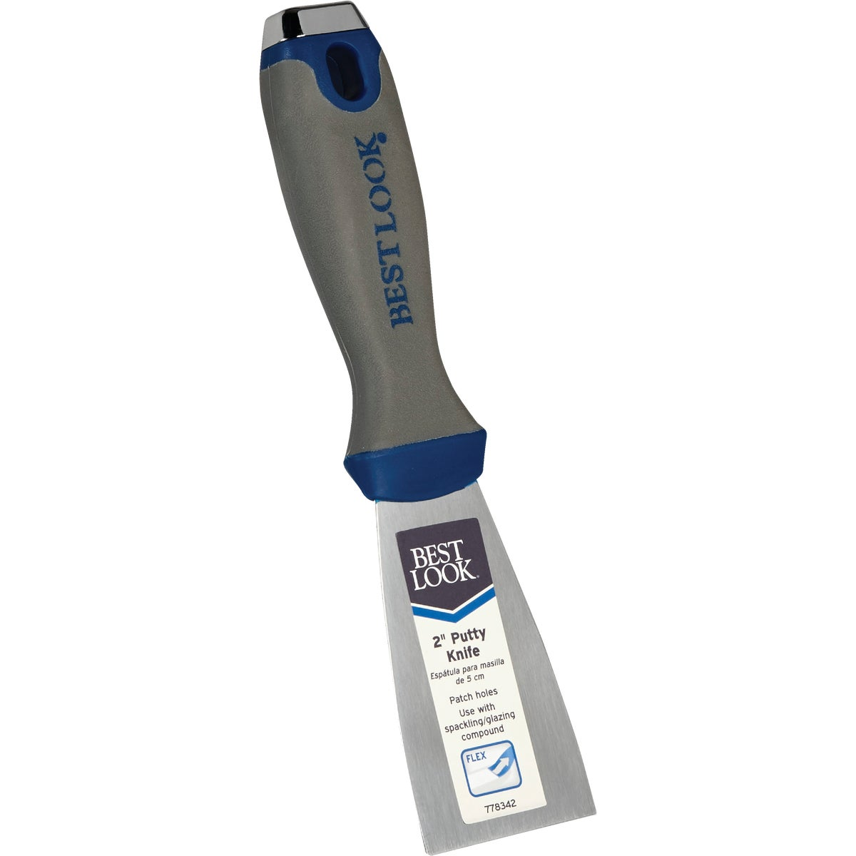 "2"" FLEX PUTTY KNIFE - 778342 by Warner Mfg Co"