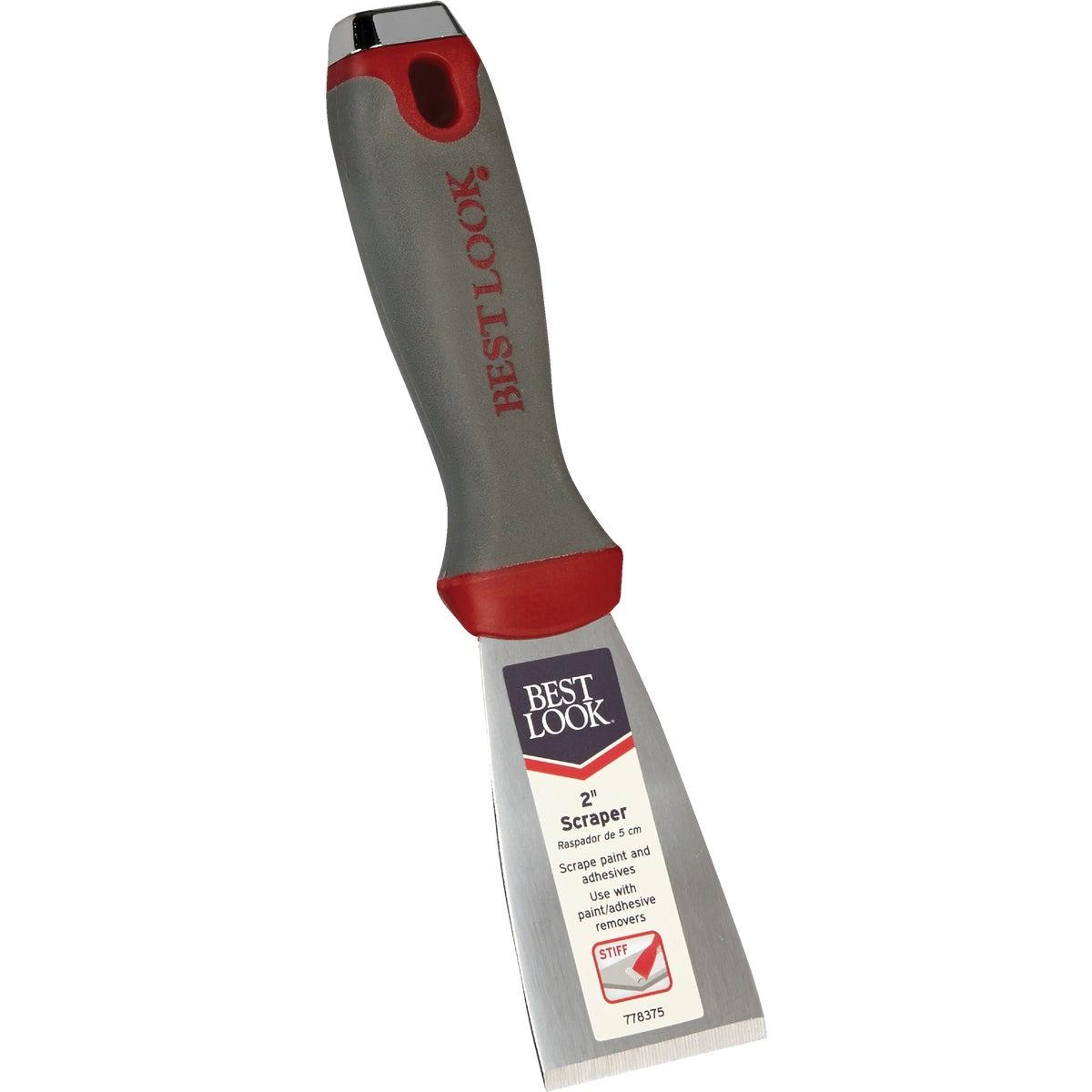 """2"""" STIFF PUTTY KNIFE - 778375 by Warner Mfg Co"""