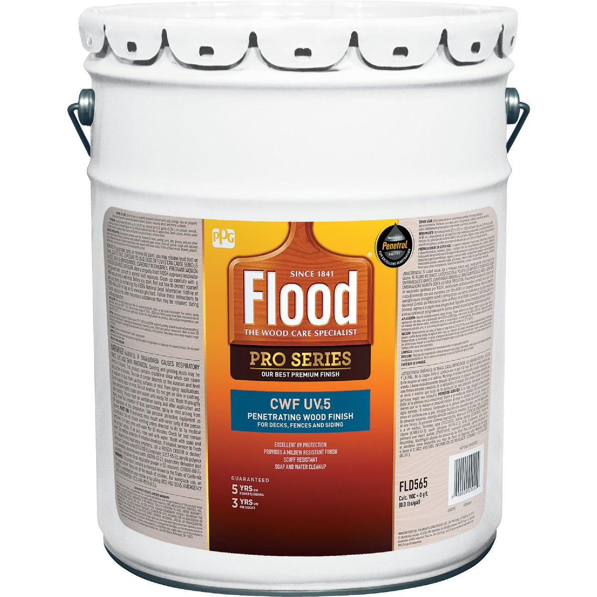 VOC NATURAL WOOD FINISH - FLD46505 by Akzo Nobel Coatings