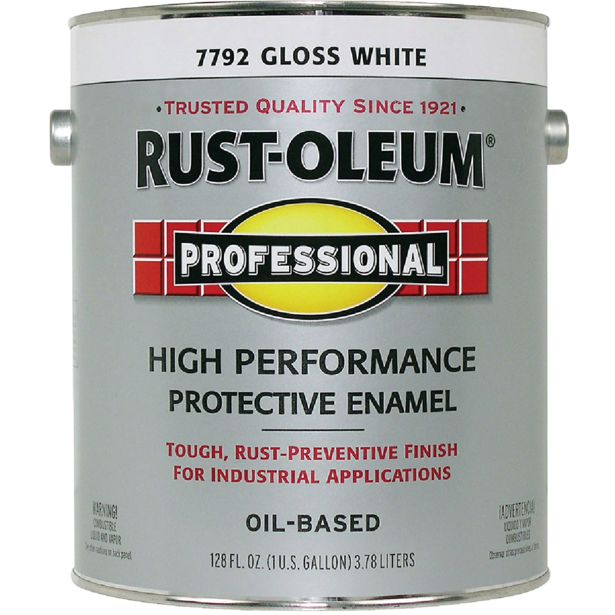WHITE ENAMEL - 7792-402 by Rustoleum