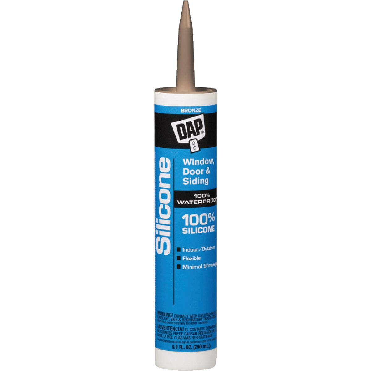 BRONZE SILICONE SEALANT - 08647 by Dap Inc