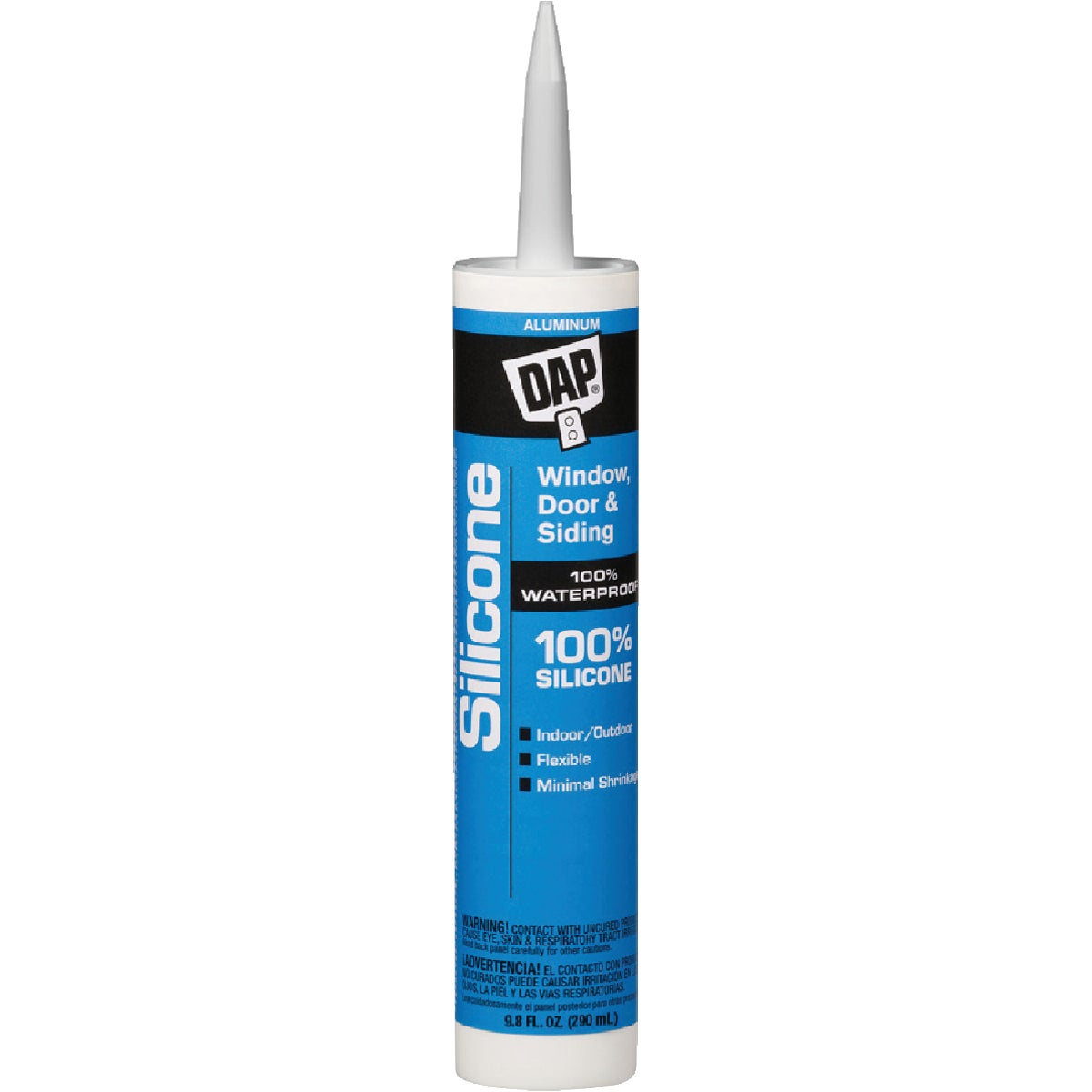ALUM SILICONE SEALANT - 08643 by Dap Inc