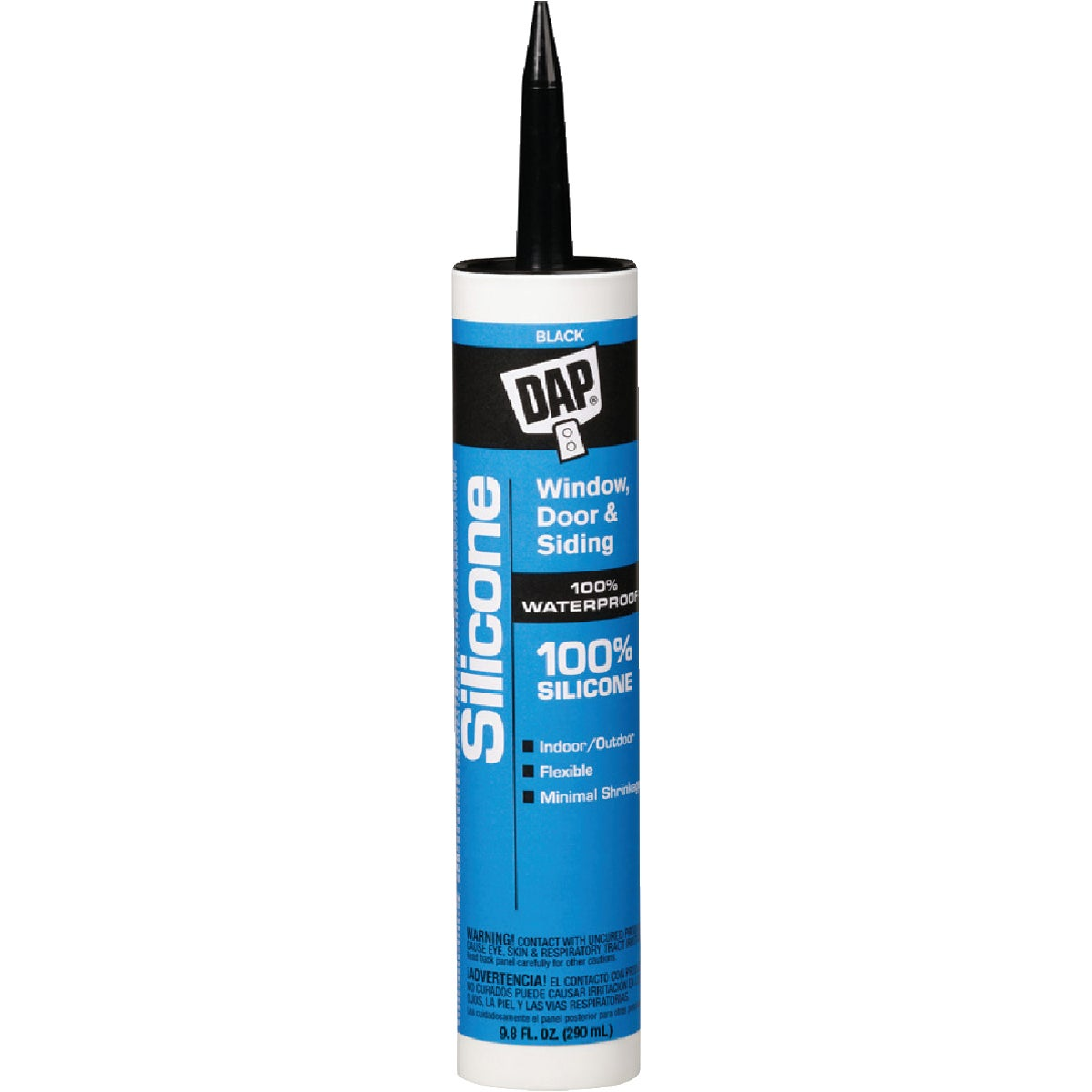 BLACK SILICONE SEALANT - 08642 by Dap Inc