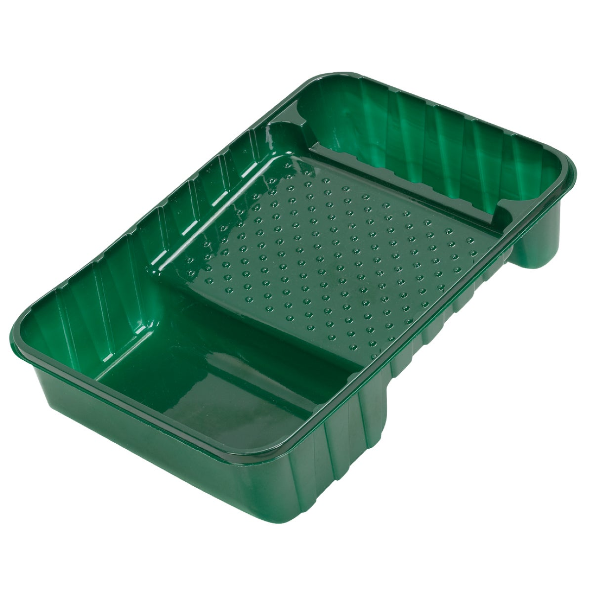 "7"" GREEN PAINT TRAY - 33 by Leaktite Corporation"