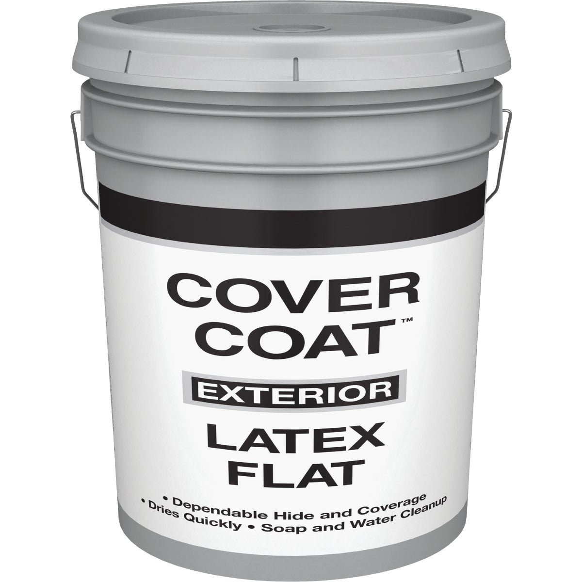 EXT FLAT WHITE PAINT - 044.0000555.008 by Valspar Corp