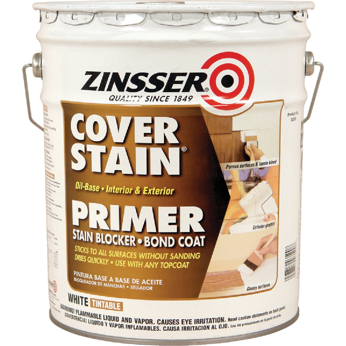 ALKYD WHT STNBLK PRIMER - 3500 by Rustoleum