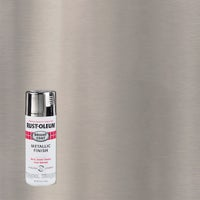 Rust Oleum CHROME MTLC SPRAY PAINT 7718-830