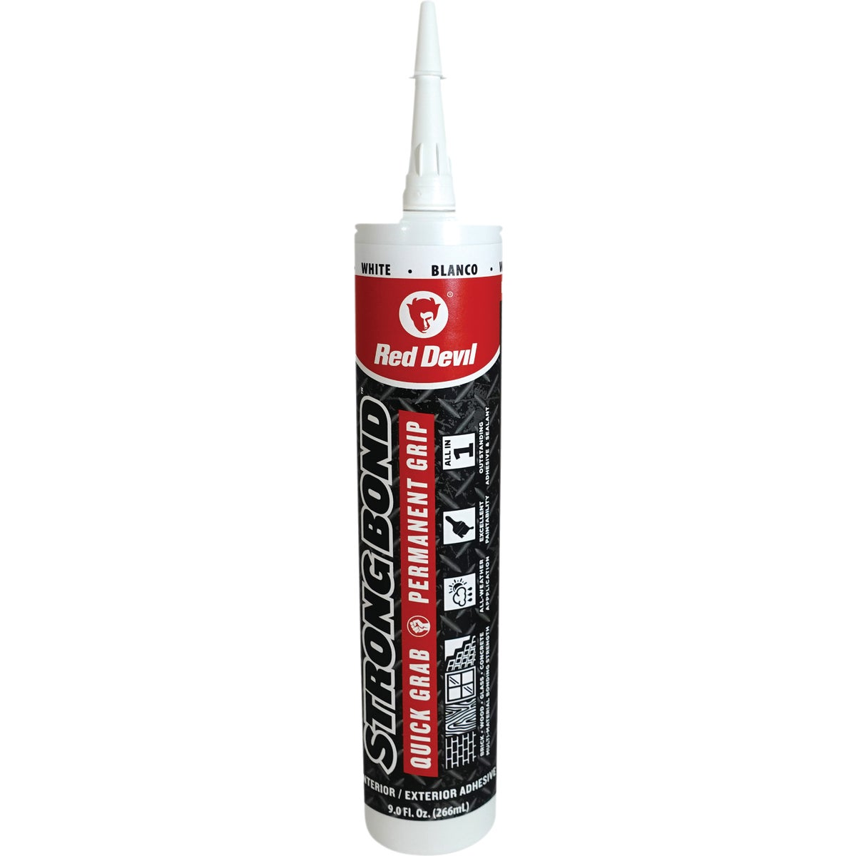 WHT MULTI-PURPOSE CAULK - 0956 by Red Devil