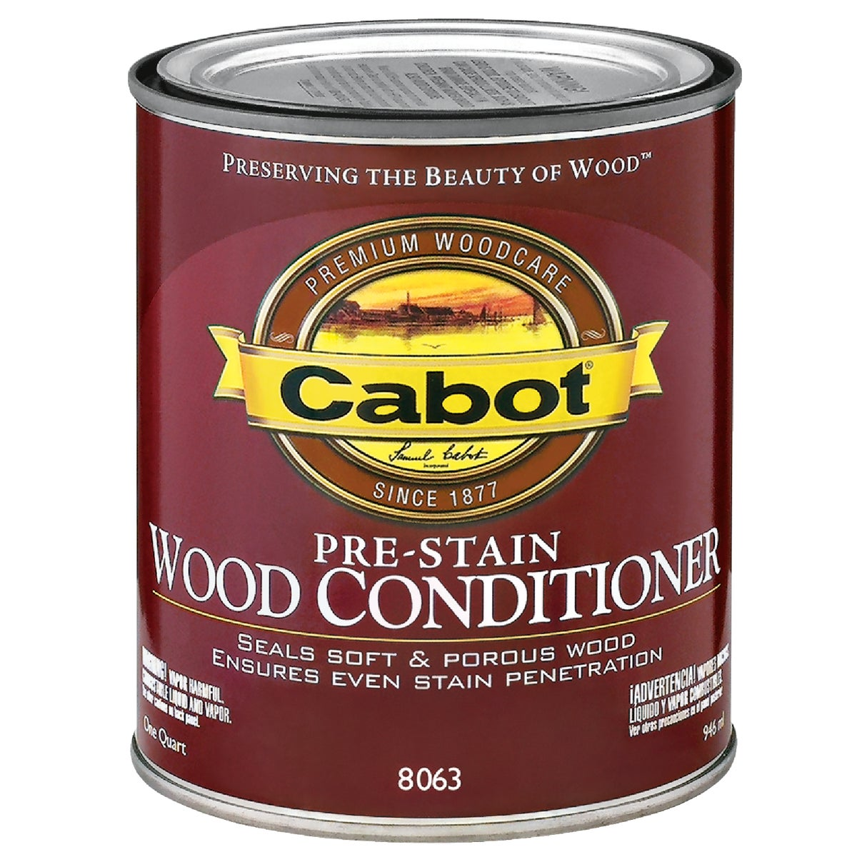 OIL-BSE WOOD CONDITIONER - 144.0008063.005 by Valspar Corp