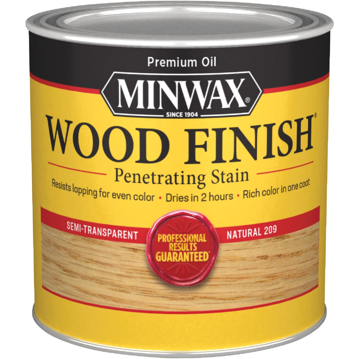 NATURAL WOOD STAIN - 220904444 by Minwax Company