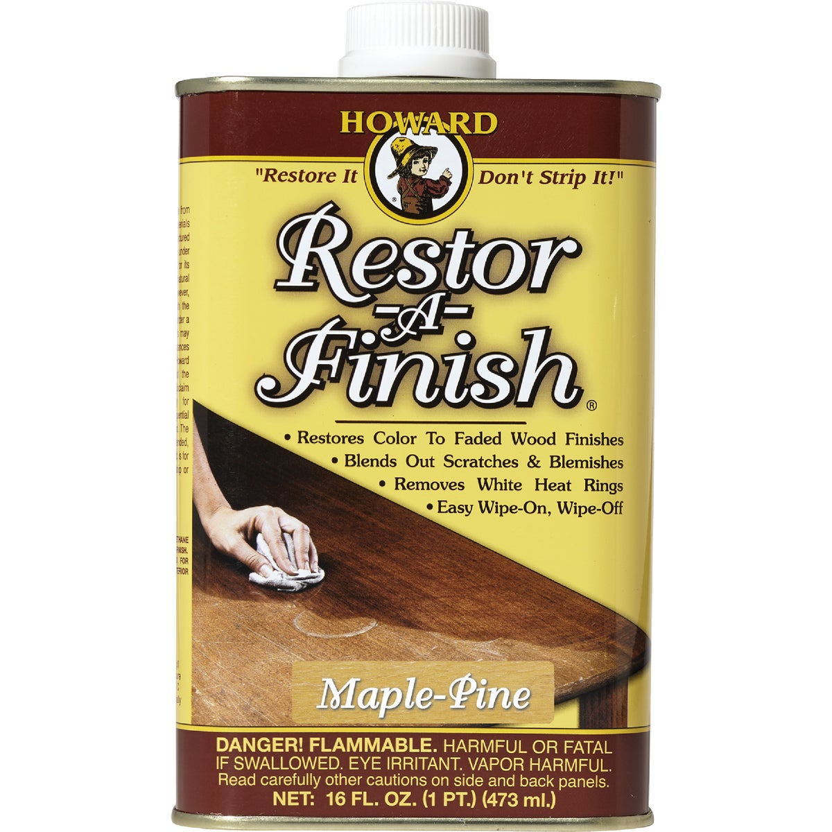 MAPL/PNE RESTOR-A-FINISH - RF2016 by Howard Products