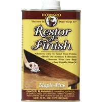 Howard Products MAPL/PNE RESTOR-A-FINISH RF2016