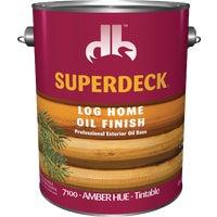 Duckback Prod. AMBER LOG HOME FINISH DB7100-4
