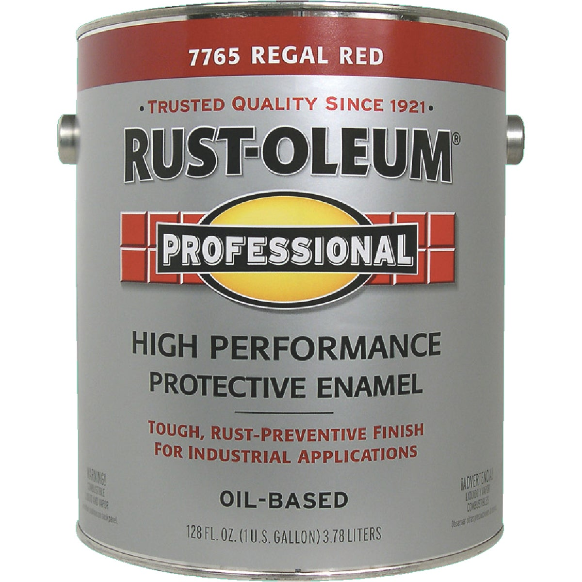 VOC REGAL RED PRO ENAMEL - 215965 by Rustoleum