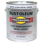 VOC White Clean Metal Primer