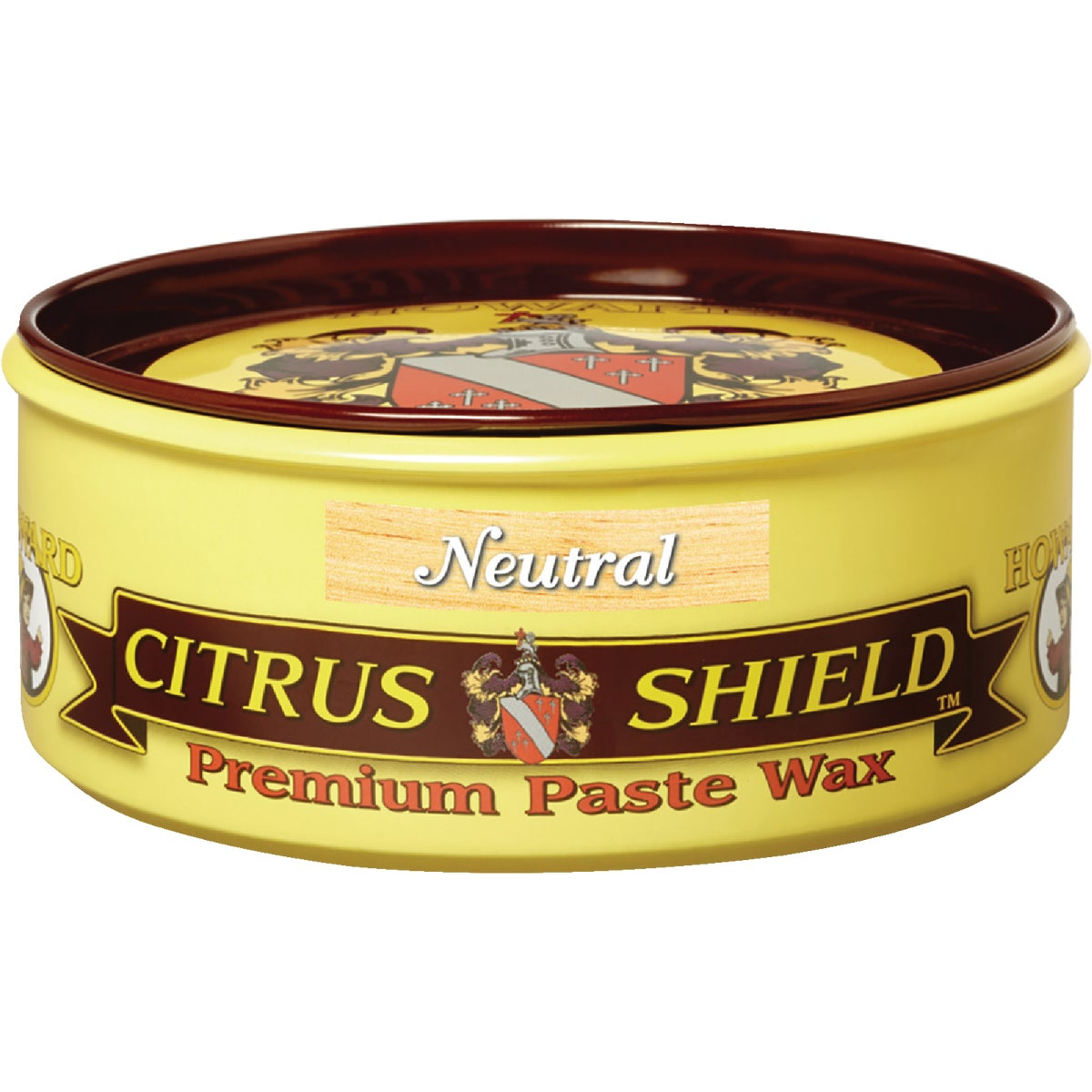11OZ CITRUS SHIELD WAX - CS0014 by Howard Products