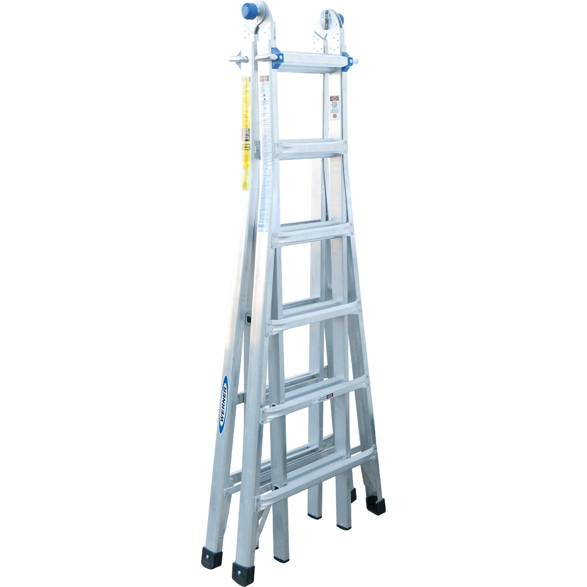 26' ALUM TELSCOPE LADDER - MT-26 by Werner Ladder