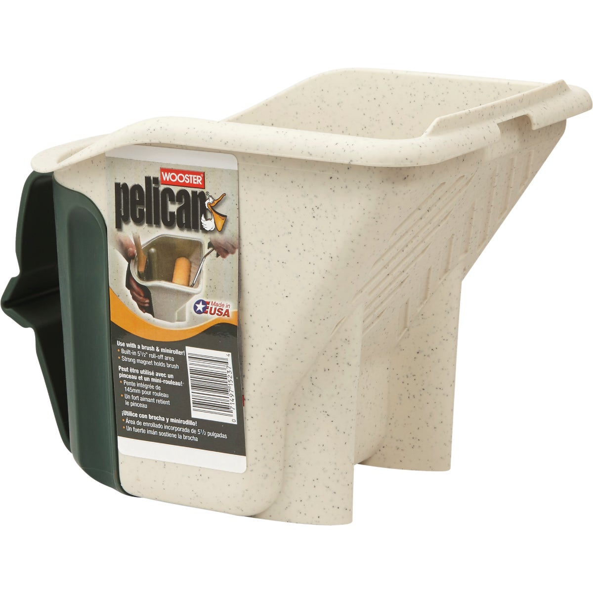 PELICAN PAINT PAIL - 8619 by Wooster Brush Co