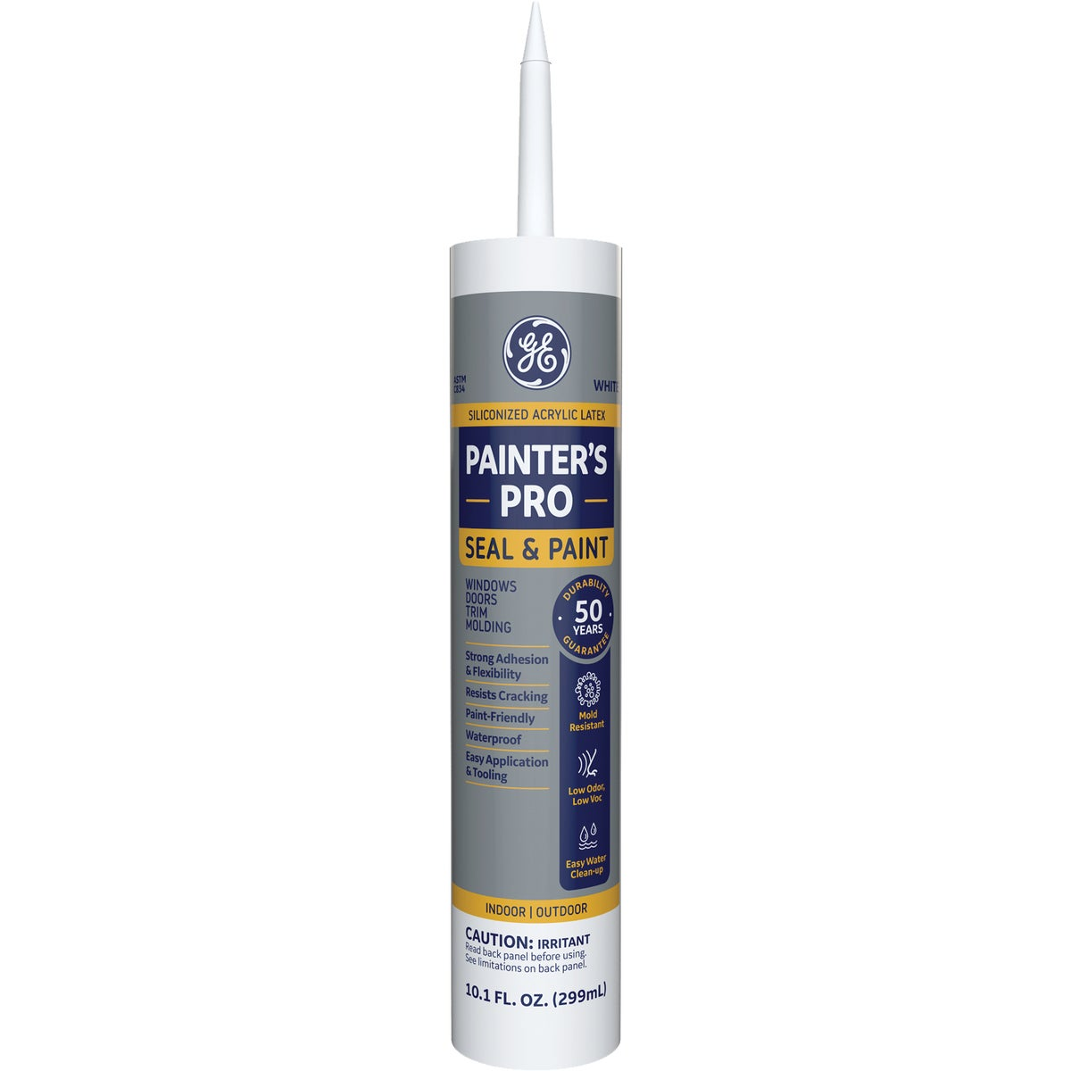 WHITE MAX3500 LTX CAULK - GE22582 by Momentive Performanc