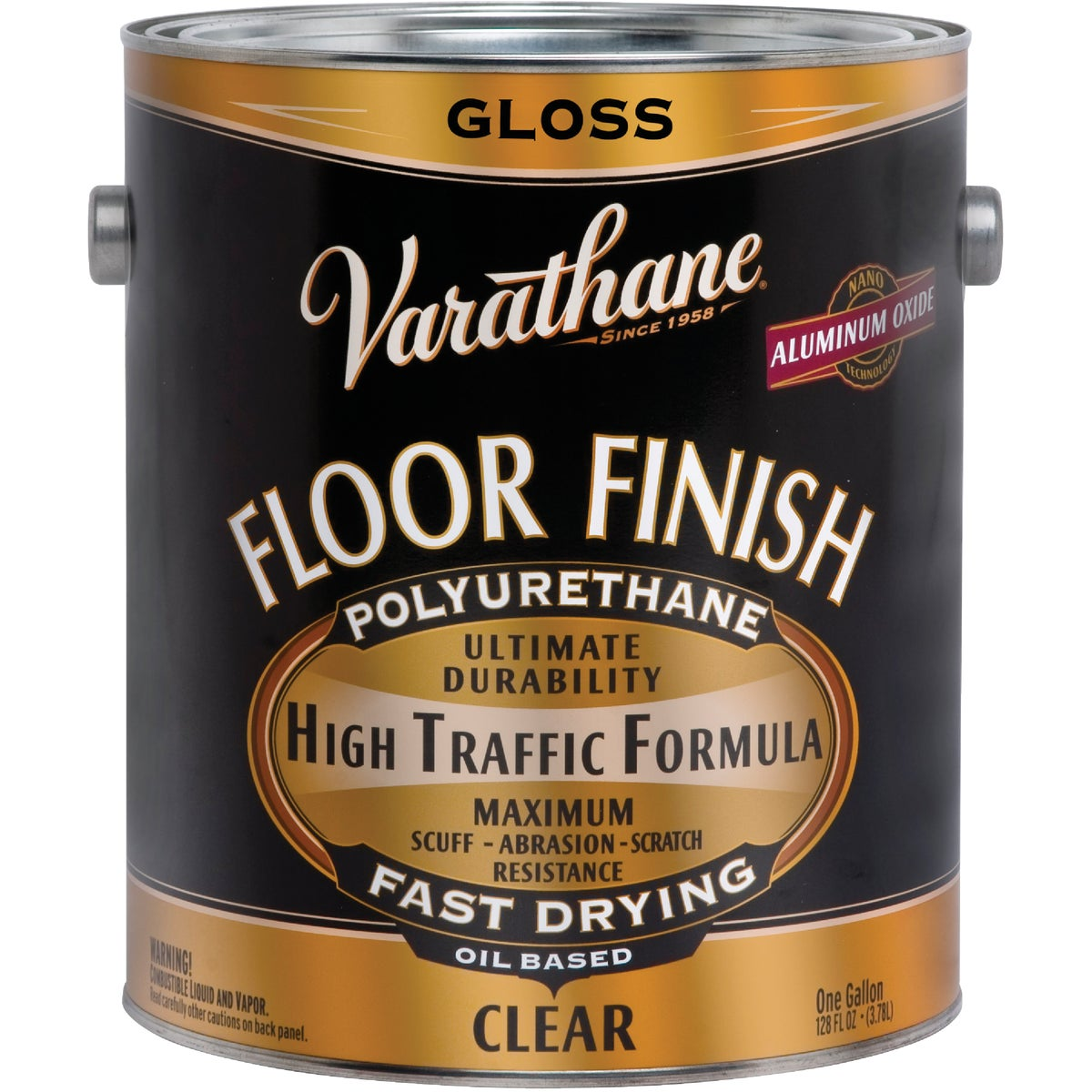 INT GLOSS FLOOR FINISH - 130031 by Rustoleum