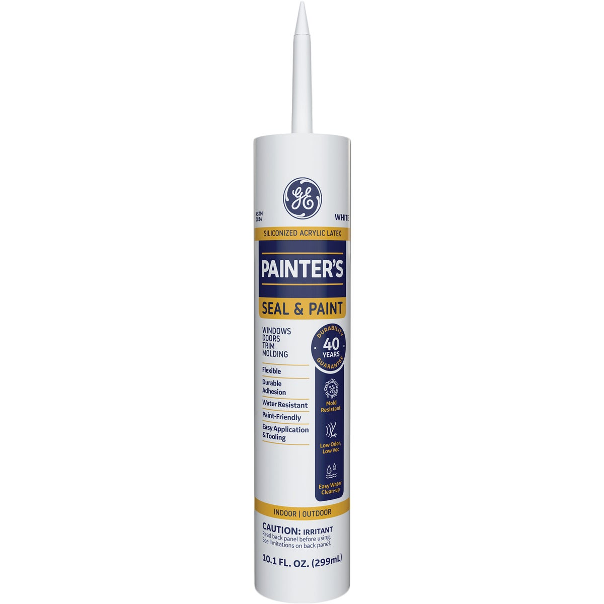WHT ACRYLIC LATEX CAULK - GE14449 by Momentive Performanc