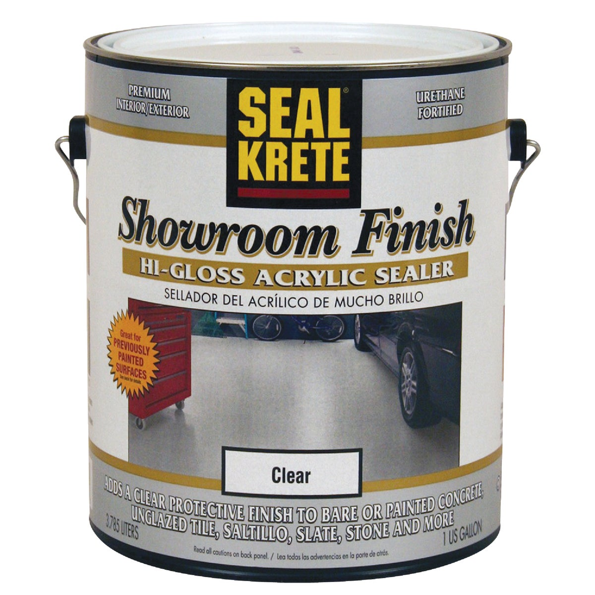 HI-GLS CLR ACRYLC SEALER - 606001 by Convenience Products
