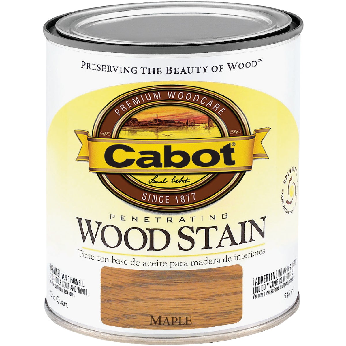 INT MAPLE WOOD STAIN - 144.0008138.005 by Valspar Corp