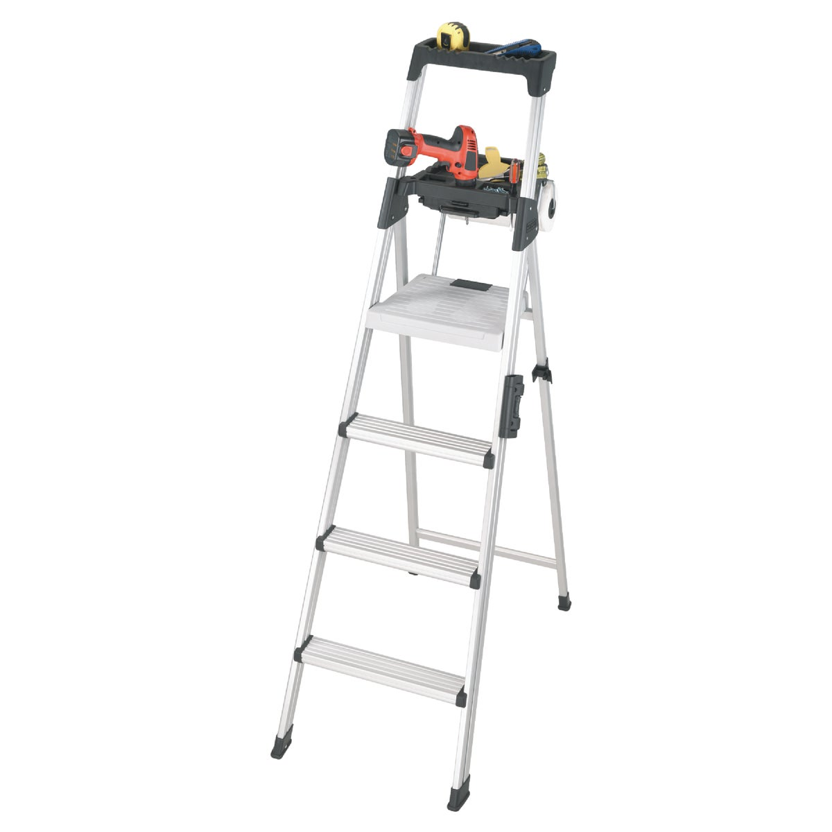 T-1A 6' ALUM STEPLADDER - 20-61A-ABL by Cosco    J Myalls