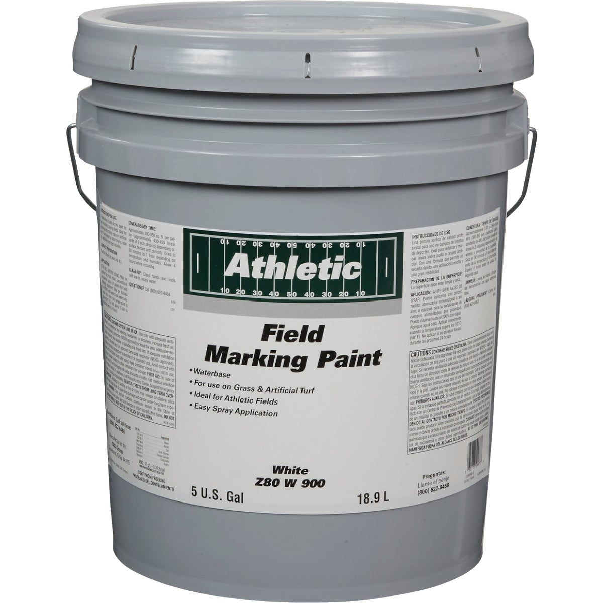 WHT FIELD MARKING PAINT