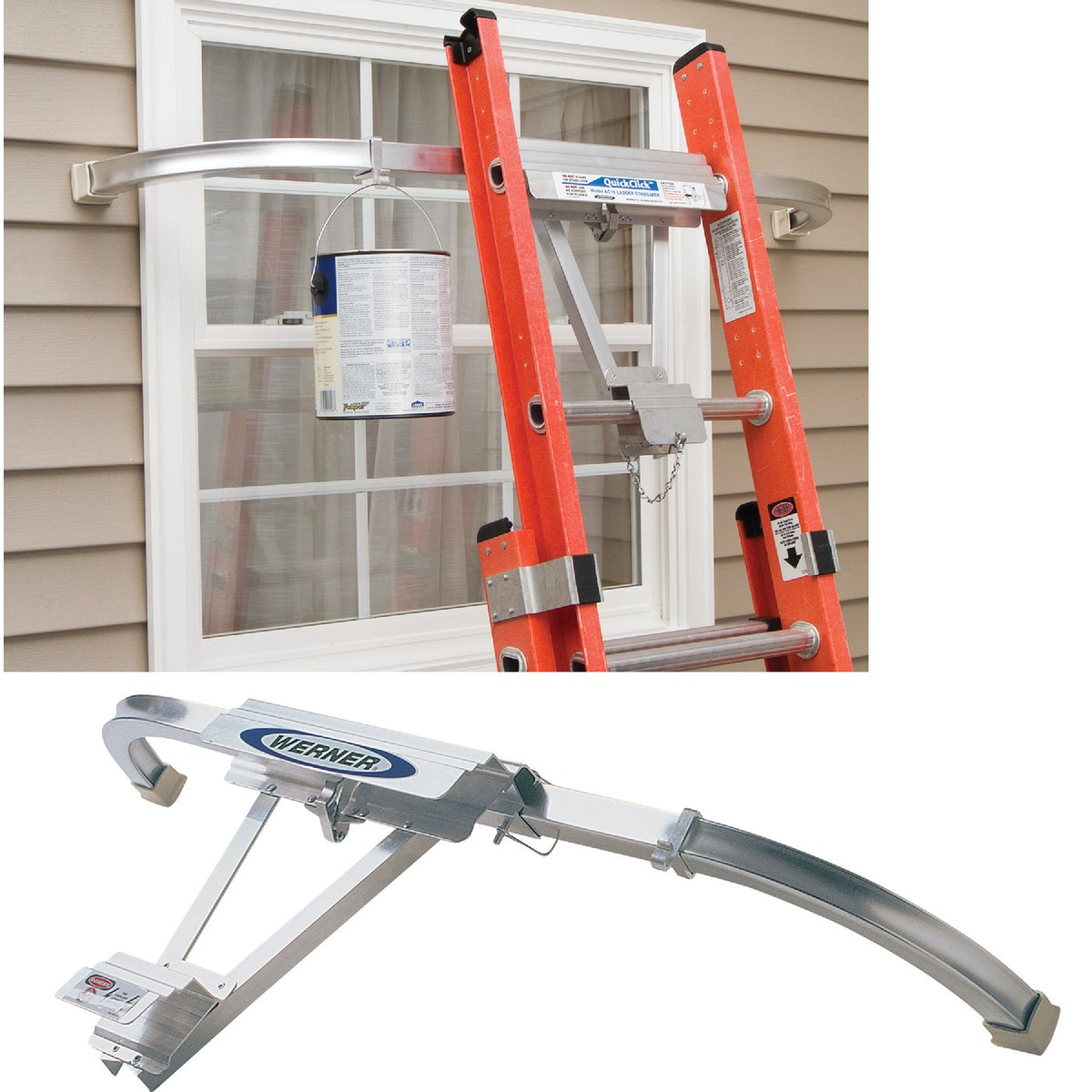 "46"" LADDER STABILIZER - AC78 by Werner Ladder"