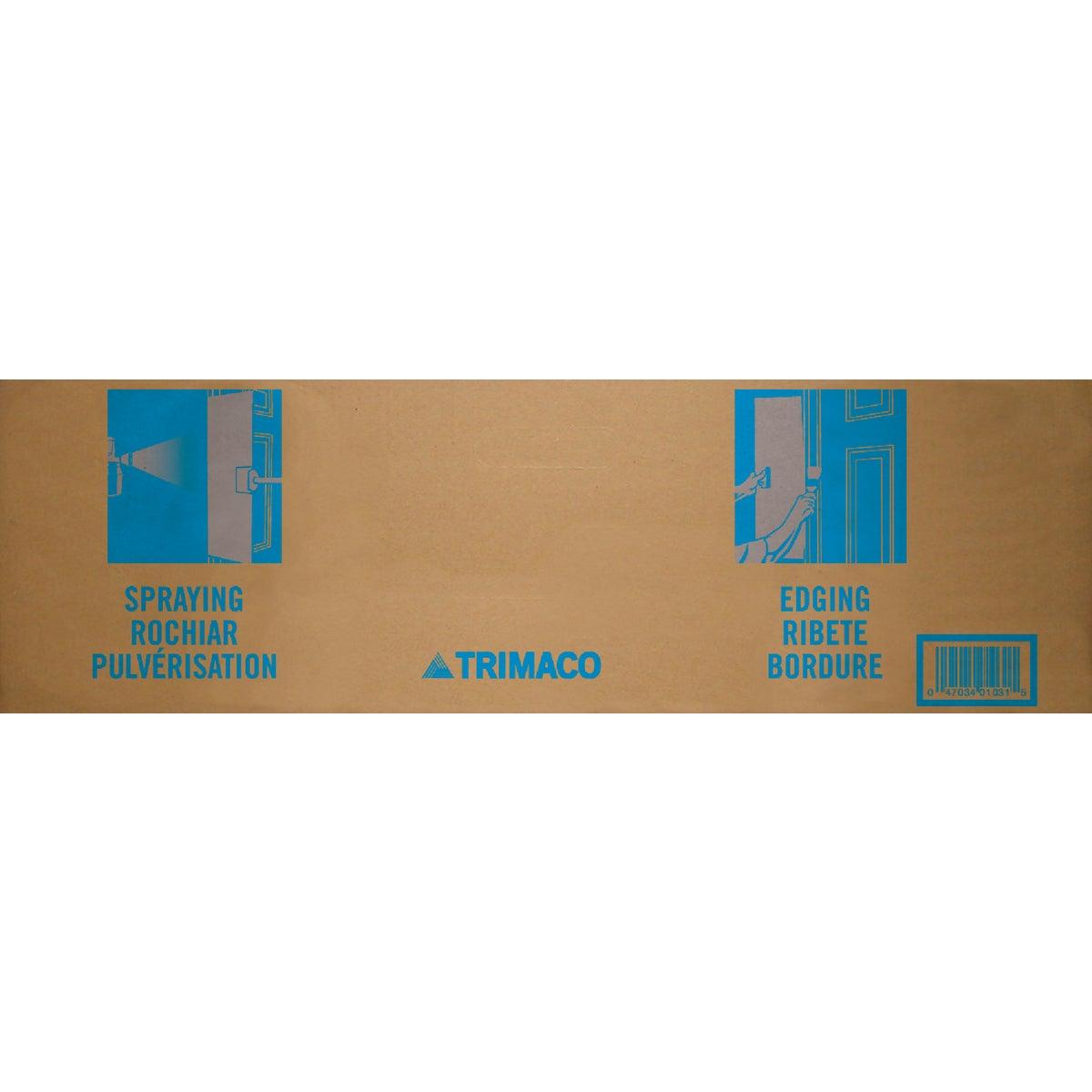 Trimaco Cardboard Paint Spray Shield, PS1031/50