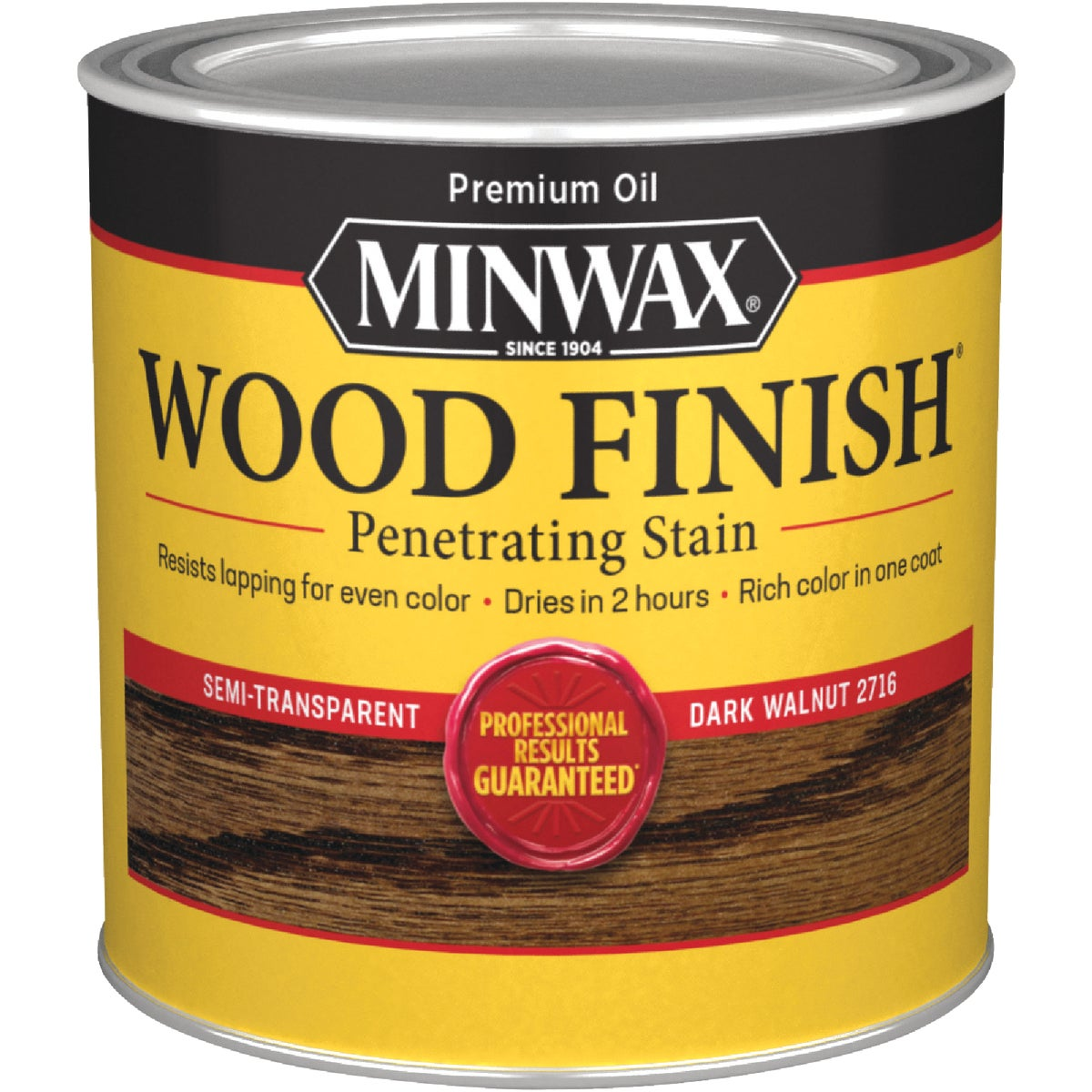 DARK WALNUT WOOD STAIN - 227164444 by Minwax Company