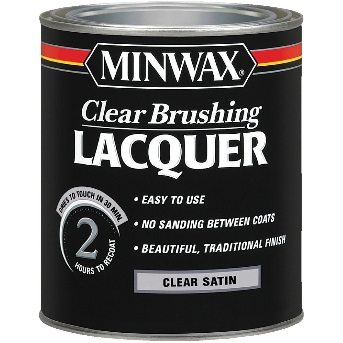 CLEAR SATIN LACQUER