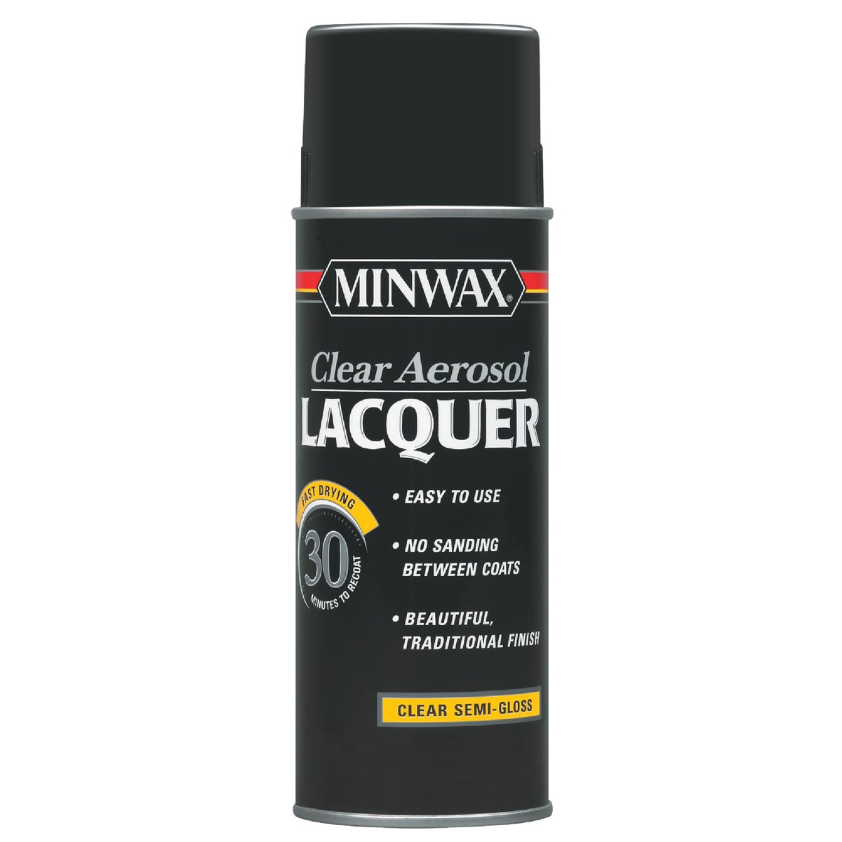 CLEAR S/G SPRAY LACQUER - 15205 by Minwax Company