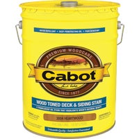 Cabot Alkyd/Oil Base Wood Toned Deck & Siding Stain, 140.0003004.008