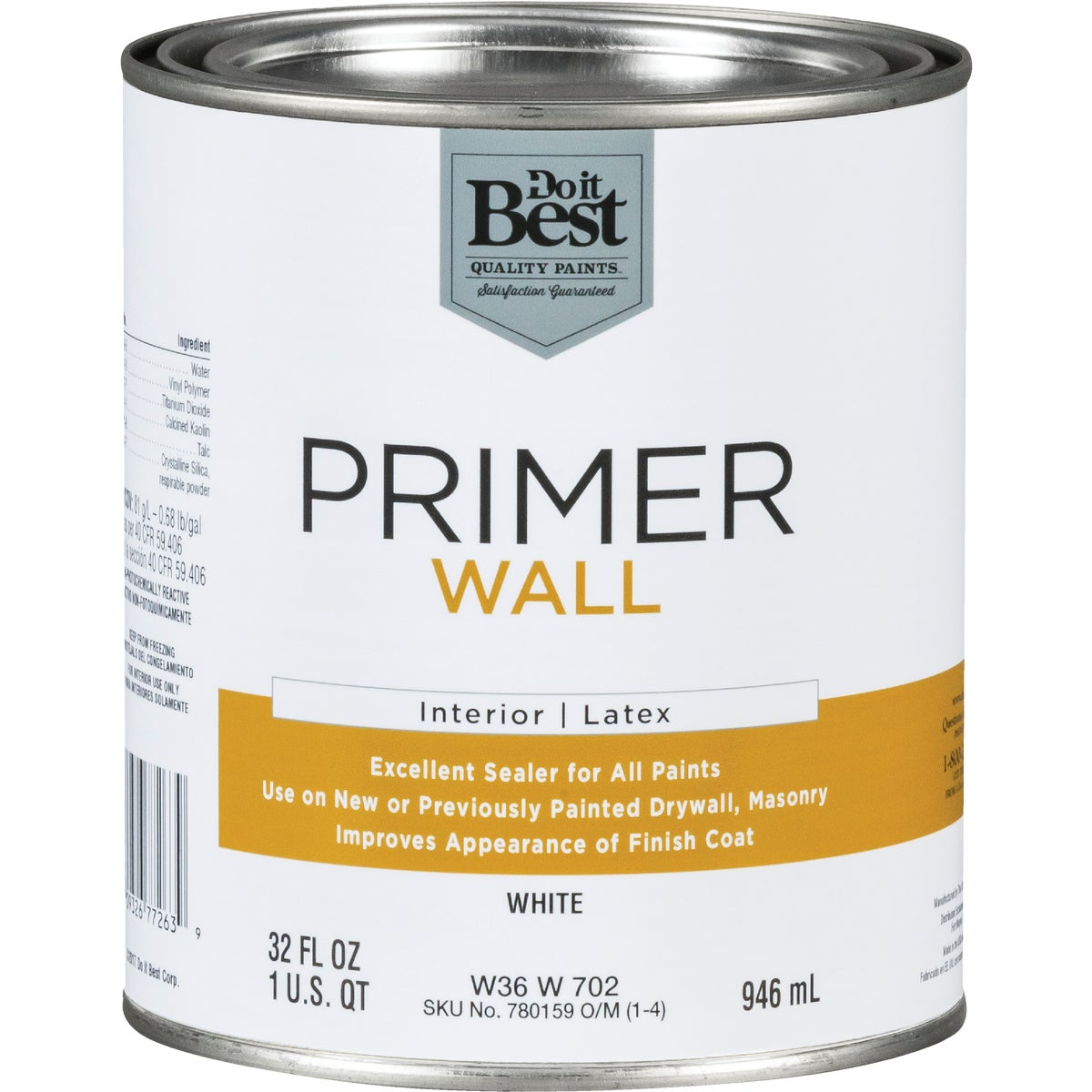 INT LATEX WALL PRIMER - W36W00702-44 by Do it Best