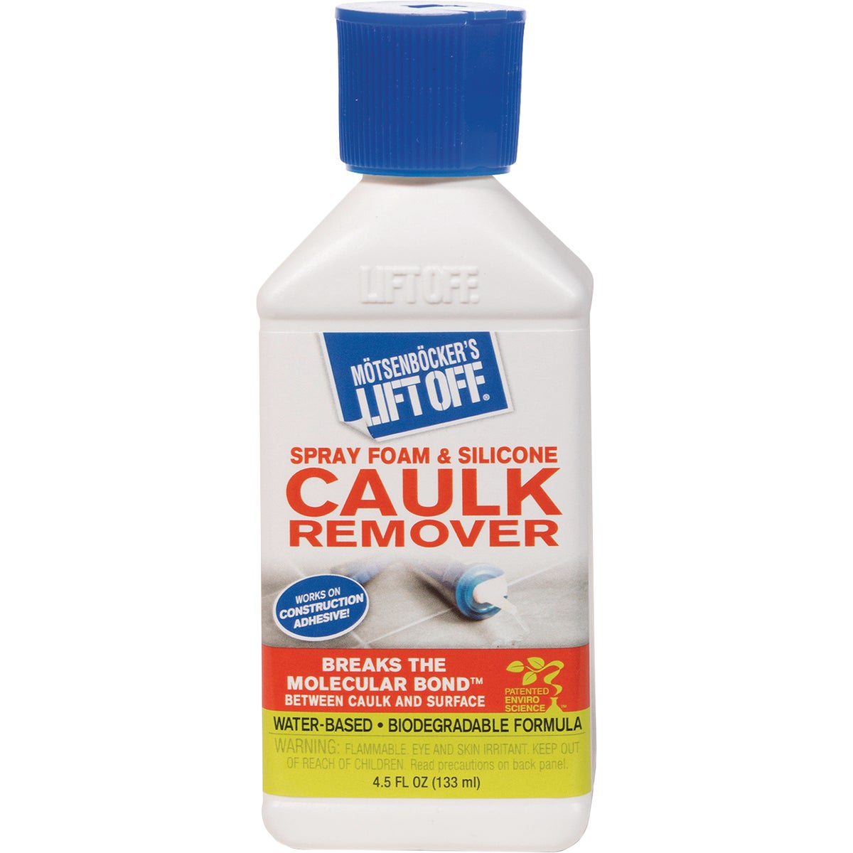 SILCN CAULK/FOAM REMOVER - 411-45 by Motsenbocker