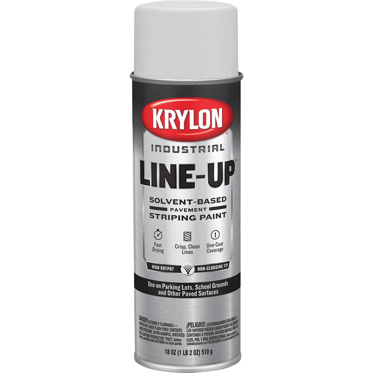 WHT HGHWY STRIPING PAINT - 5910 by Krylon/consumer Div